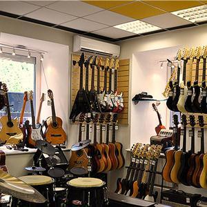 Музыкальные магазины Арска