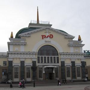 Железнодорожные вокзалы Арска